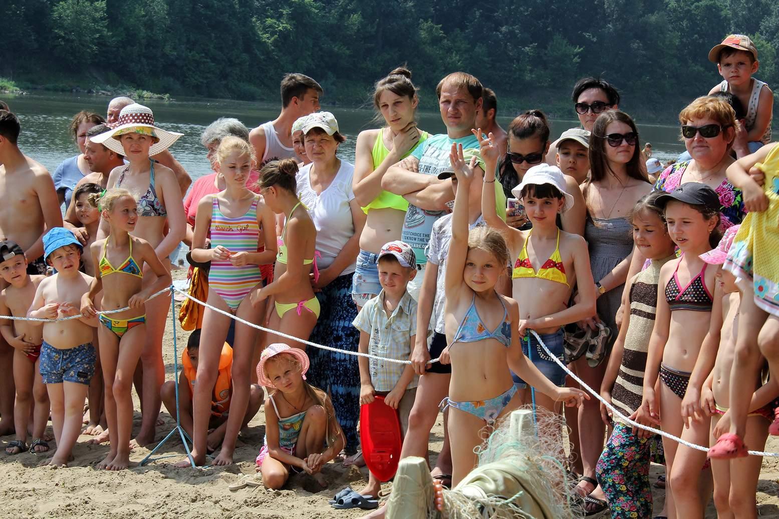Фестиваль Нудистов В Крыму